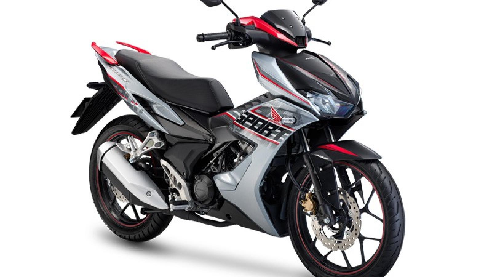 Honda Winner X thêm bản thể thao phanh ABS, giá 48,99 triệu đồng