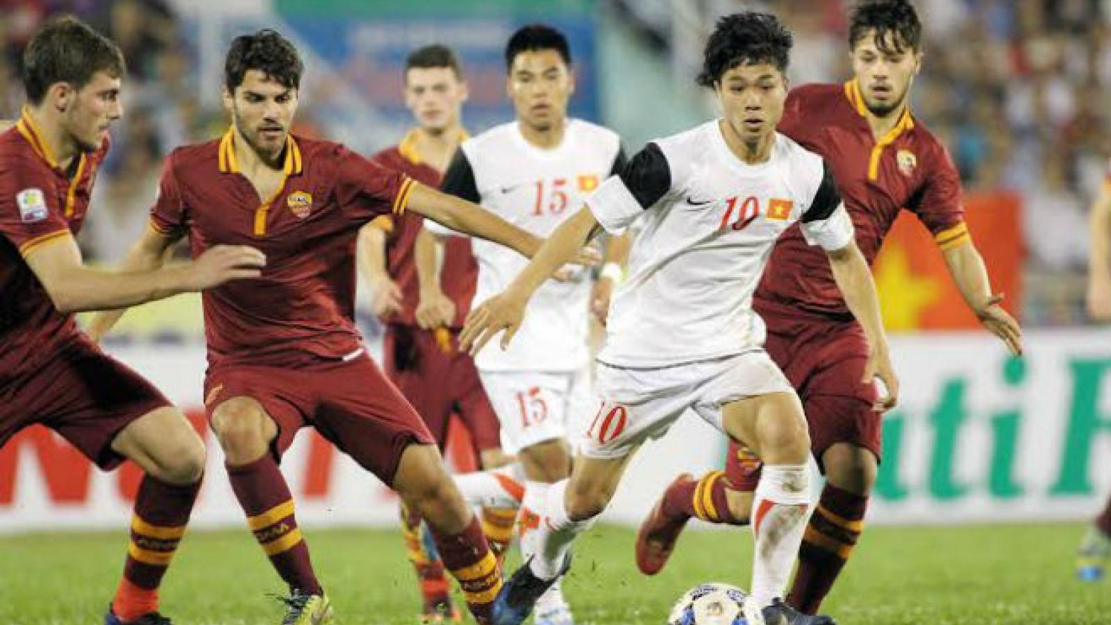 Công Phượng, Tuấn Anh và U19 Việt Nam từng chơi tiki-taka như thế nào?