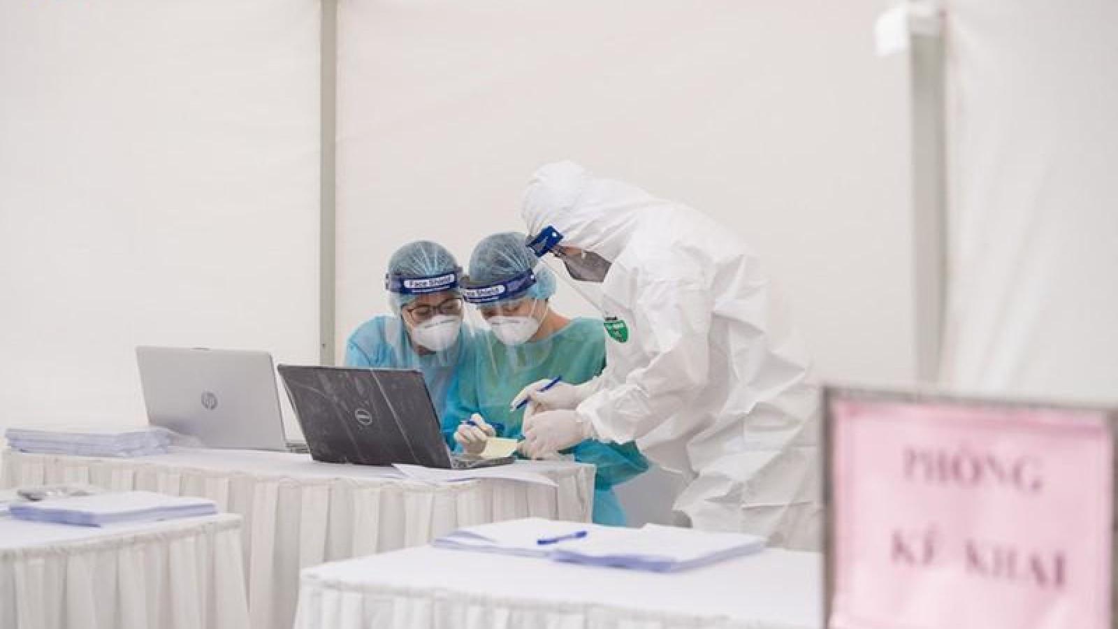 Thêm 3 bệnh nhân Covid-19 dương tính trở lại ở TPHCM và Phú Thọ
