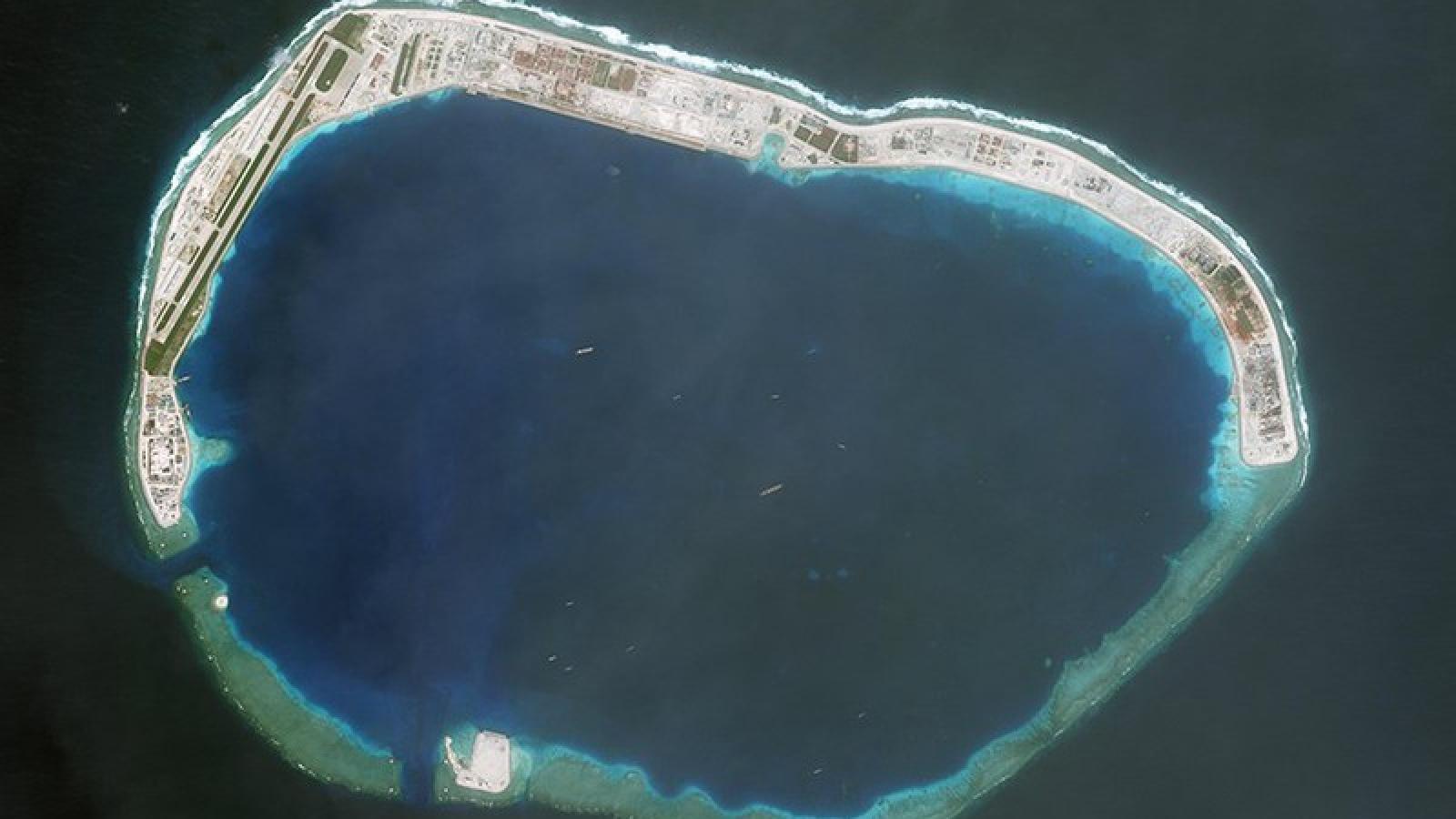 Việt Nam bác bỏ quan điểm sai trái của Trung Quốc về Biển Đông