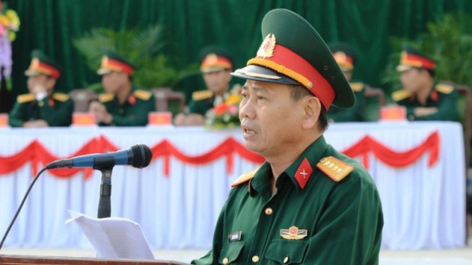 Thủ tướng bổ nhiệm 2 Đại tá giữ chức Phó Tư lệnh Quân khu 1 và 5