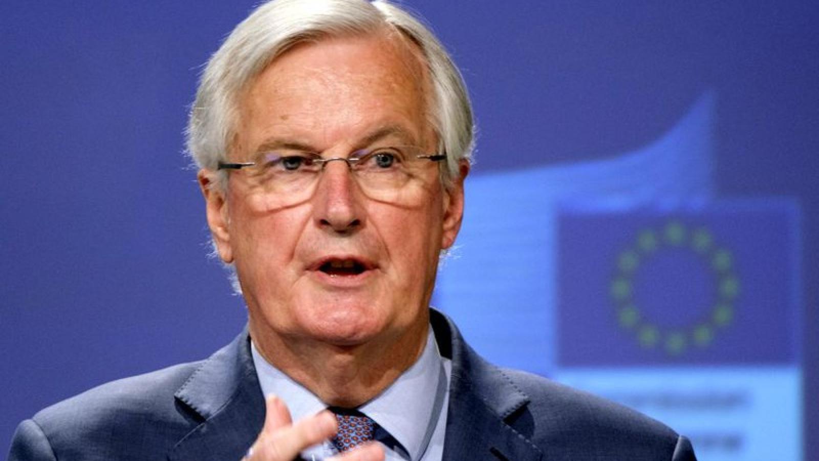 Đàm phán EU-Anh về thoả thuận hậu Brexit không đạt bước tiến cụ thể