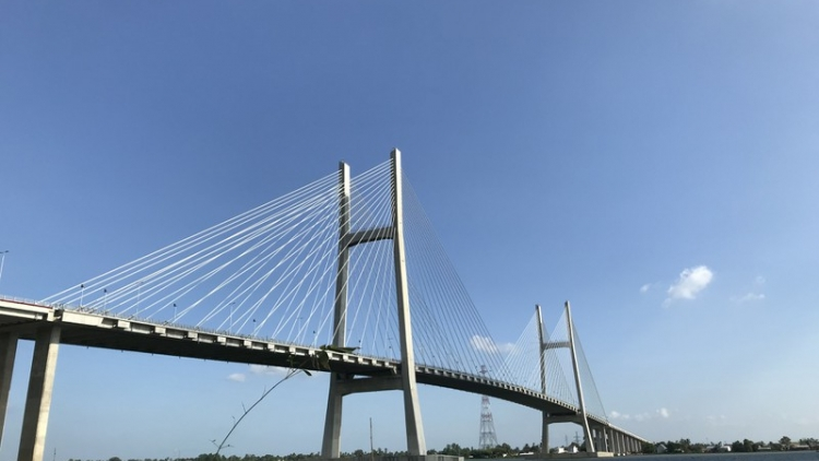 Ảnh: Những công trình giao thông thay đổi diện mạo Đồng bằng Châu thổ