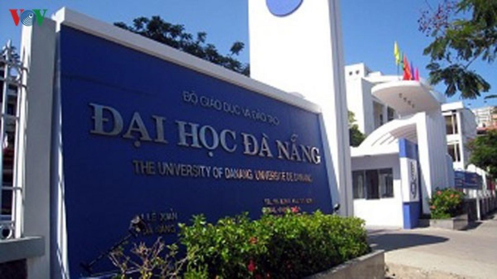 Đại học Đà Nẵng không tổ chức kỳ thi tuyển sinh riêng