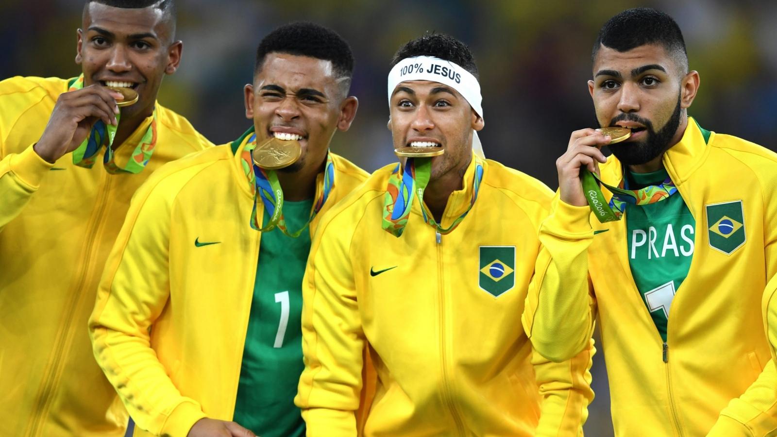Đội hình Brazil giành HCV Olympic 2016 bây giờ ra sao?
