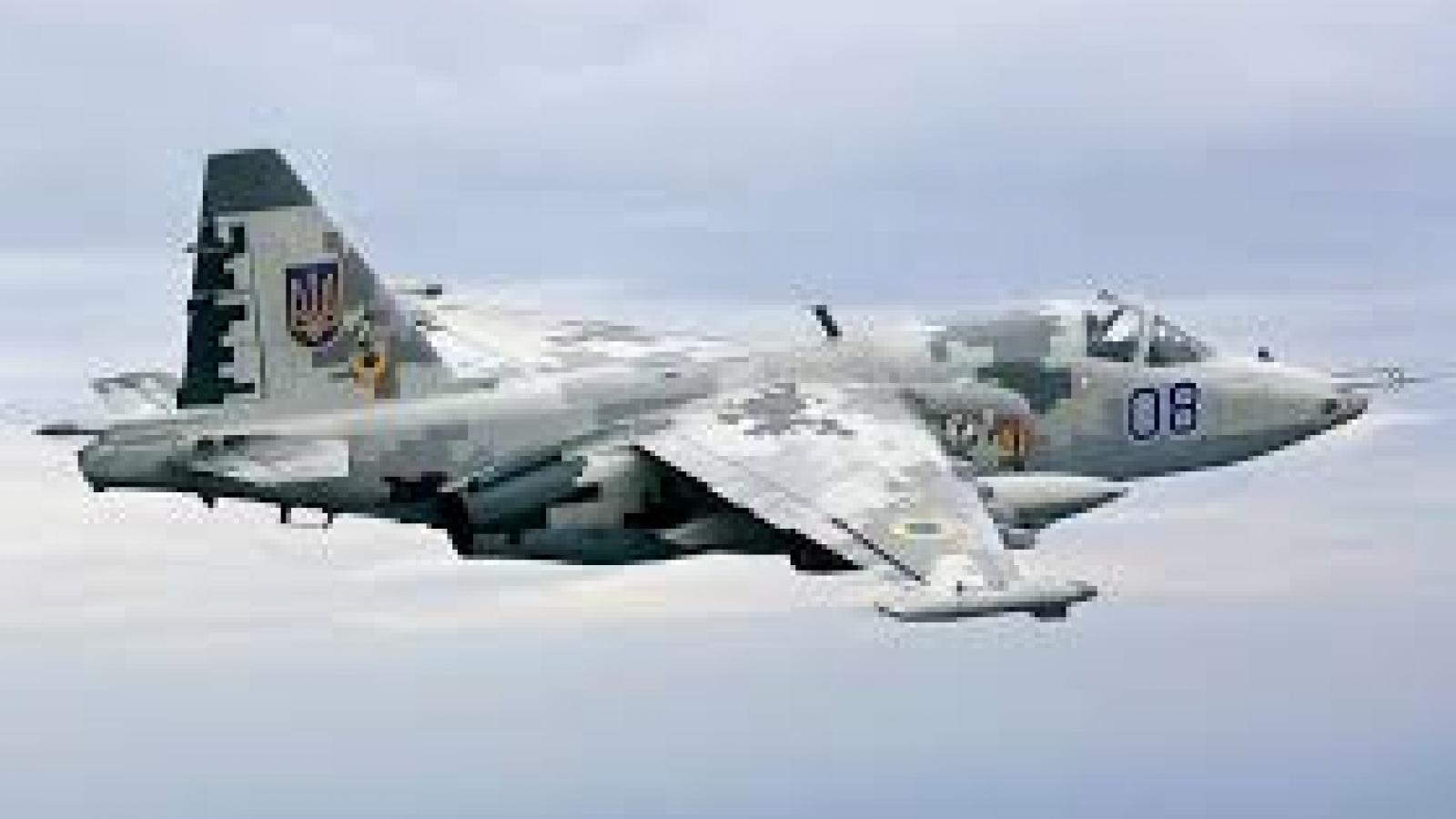 Video: Khoảnh khắc Su-25 bất ngờ phóng tên lửa làm 5 người thiệt mạng