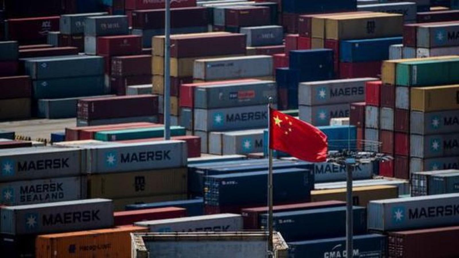 GDP Trung Quốc giảm mạnh trong quý 1