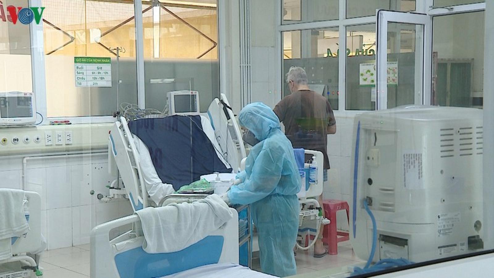 Việt Nam đã điều trị khỏi cho 216 bệnh nhân mắc Covid-19