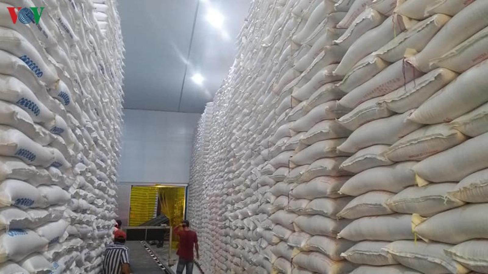 UB Kinh tế kiến nghị xử lý trách nhiệm trong tham mưu xuất khẩu gạo