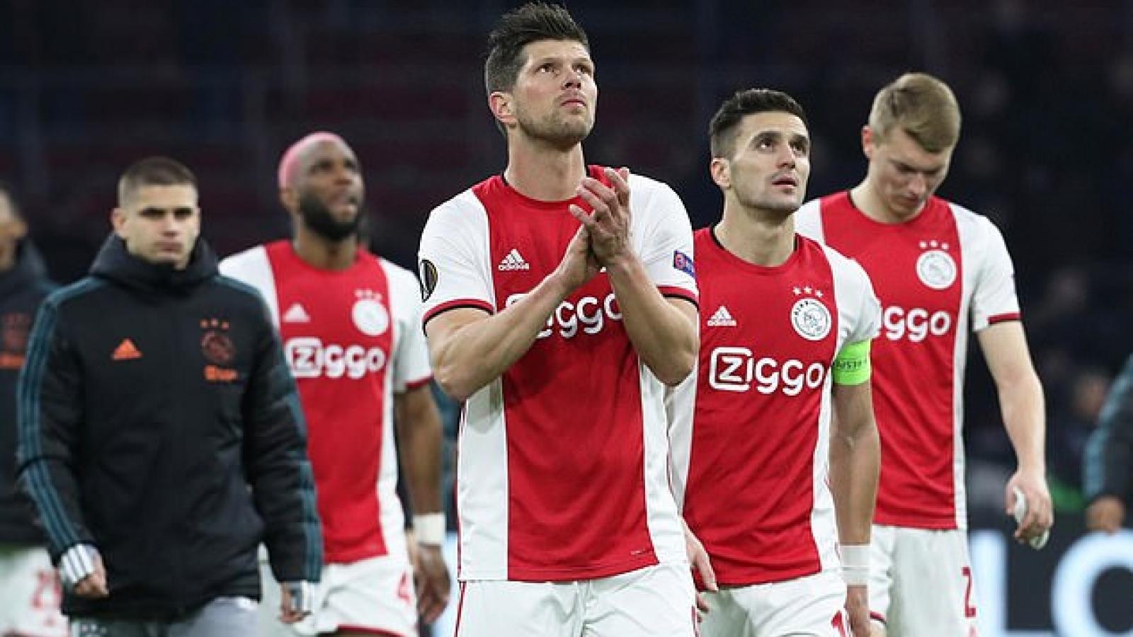 Giải VĐQG Hà Lan 2019/2020 chính thức bị hủy