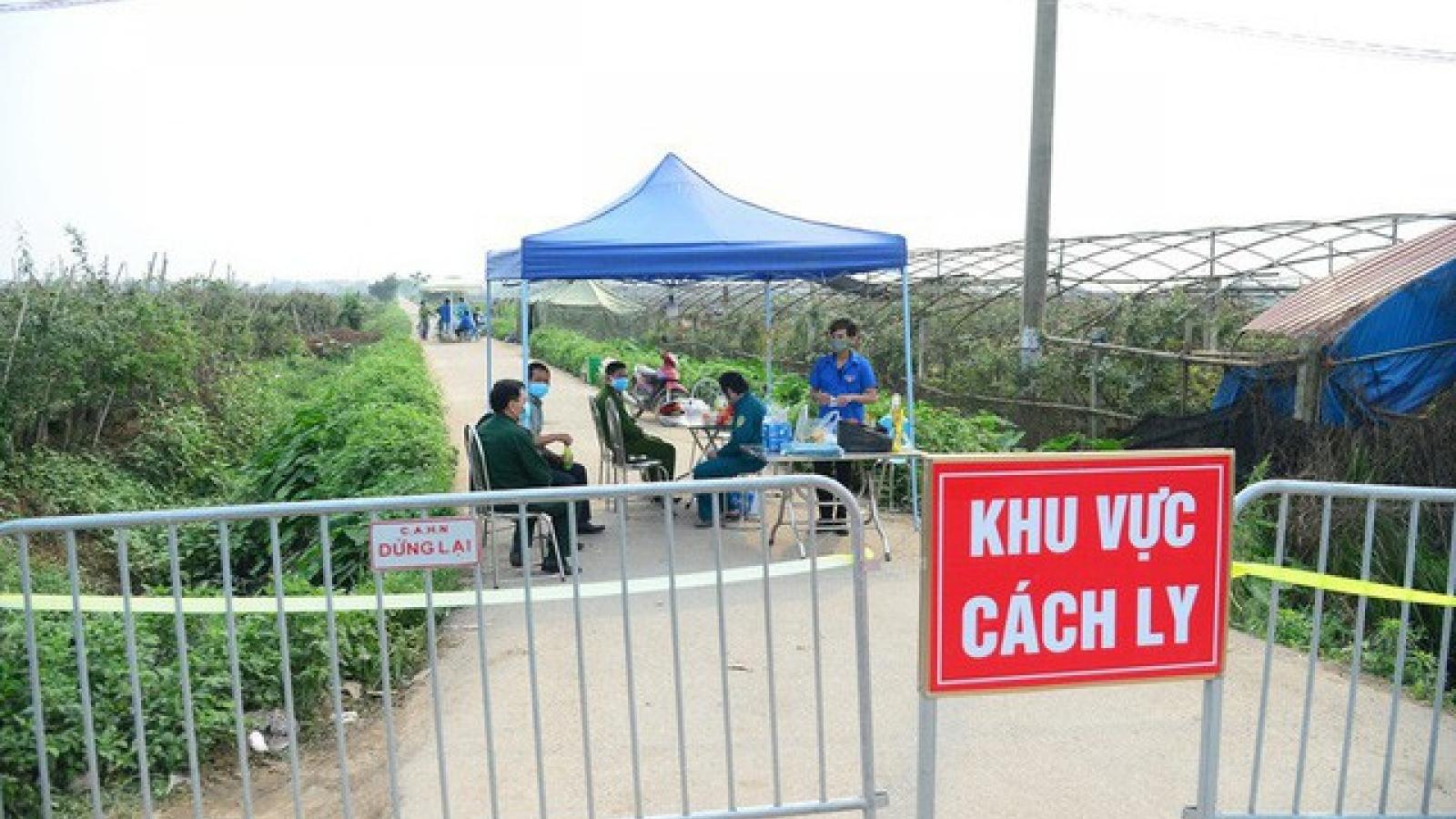 302/358 mẫu xét nghiệm ở Hà Giang có kết quả âm tính