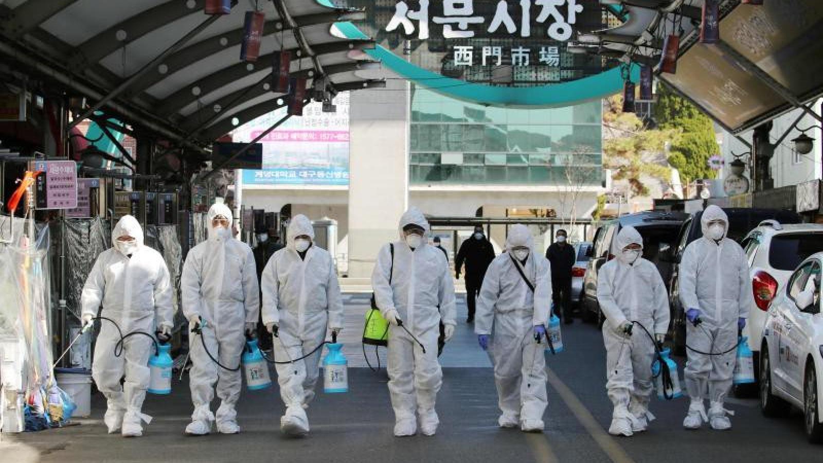 Hàn Quốc tiếp tục ghi nhận ca nhiễm mới ở mức 1 con số