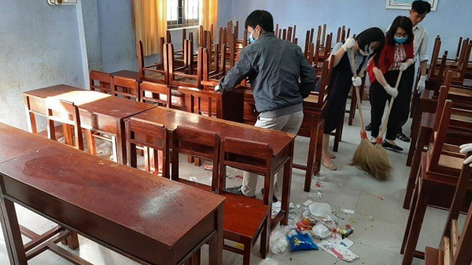 Thừa Thiên Huế, Phú Yên chuẩn bị cho học sinh đi học trở lại