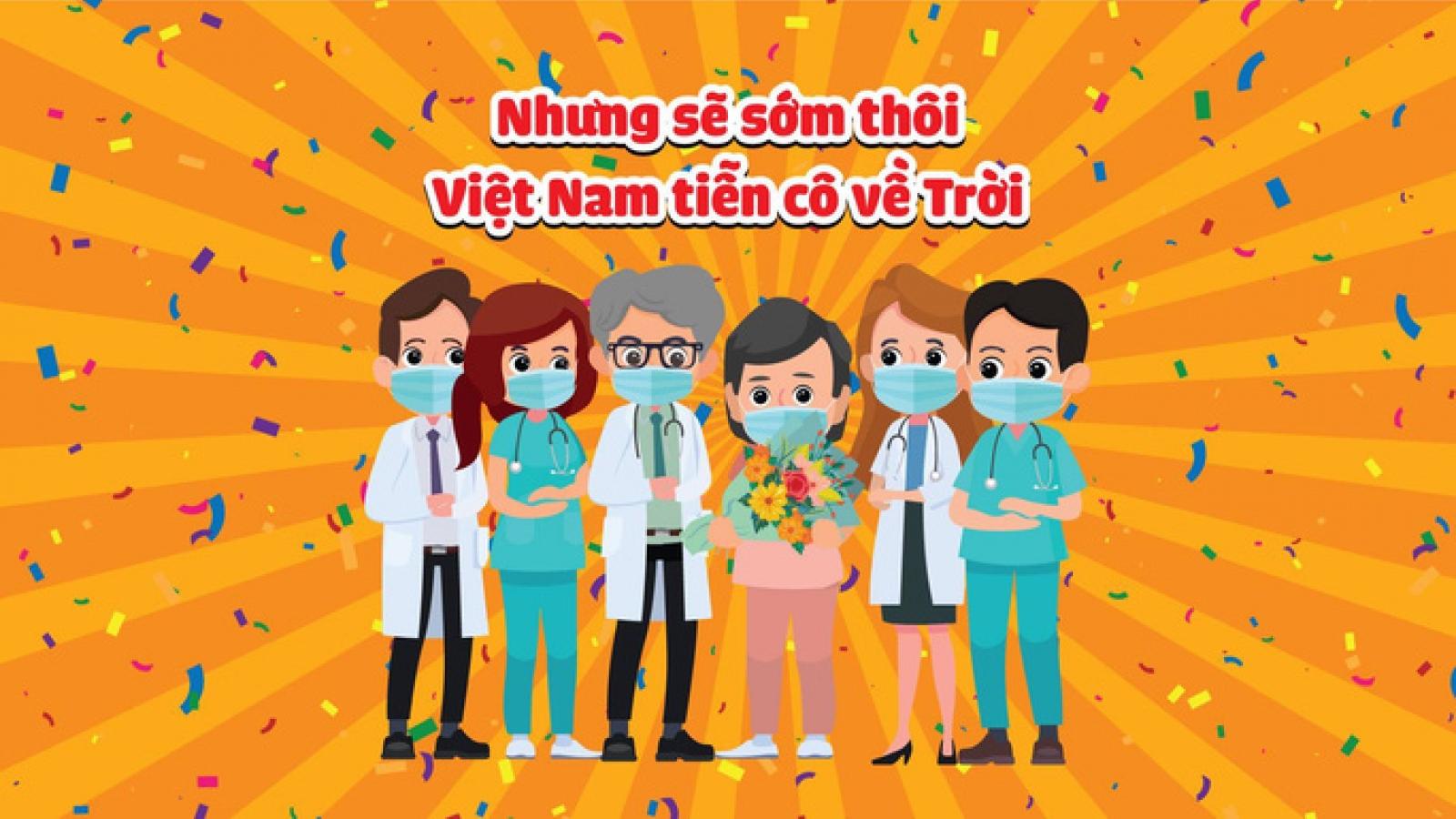 """Lê Thiện Hiếu tung MV """"Tiễn Covid"""" chống dịch lạc quan, vui nhộn"""