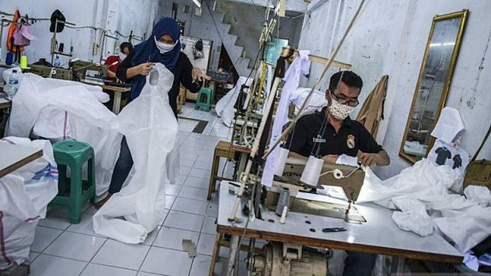 Indonesia tối ưu hoá ngành sản xuất thiết bị y tế đối phó Covid-19