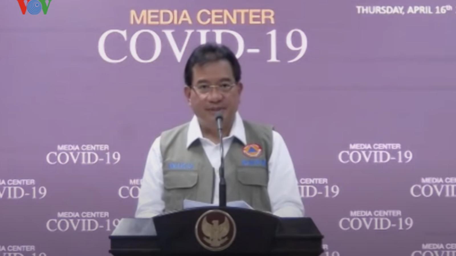 Đỉnh dịch Covid-19 tại Indonesia có thể đạt 95.000 ca trong tháng 5