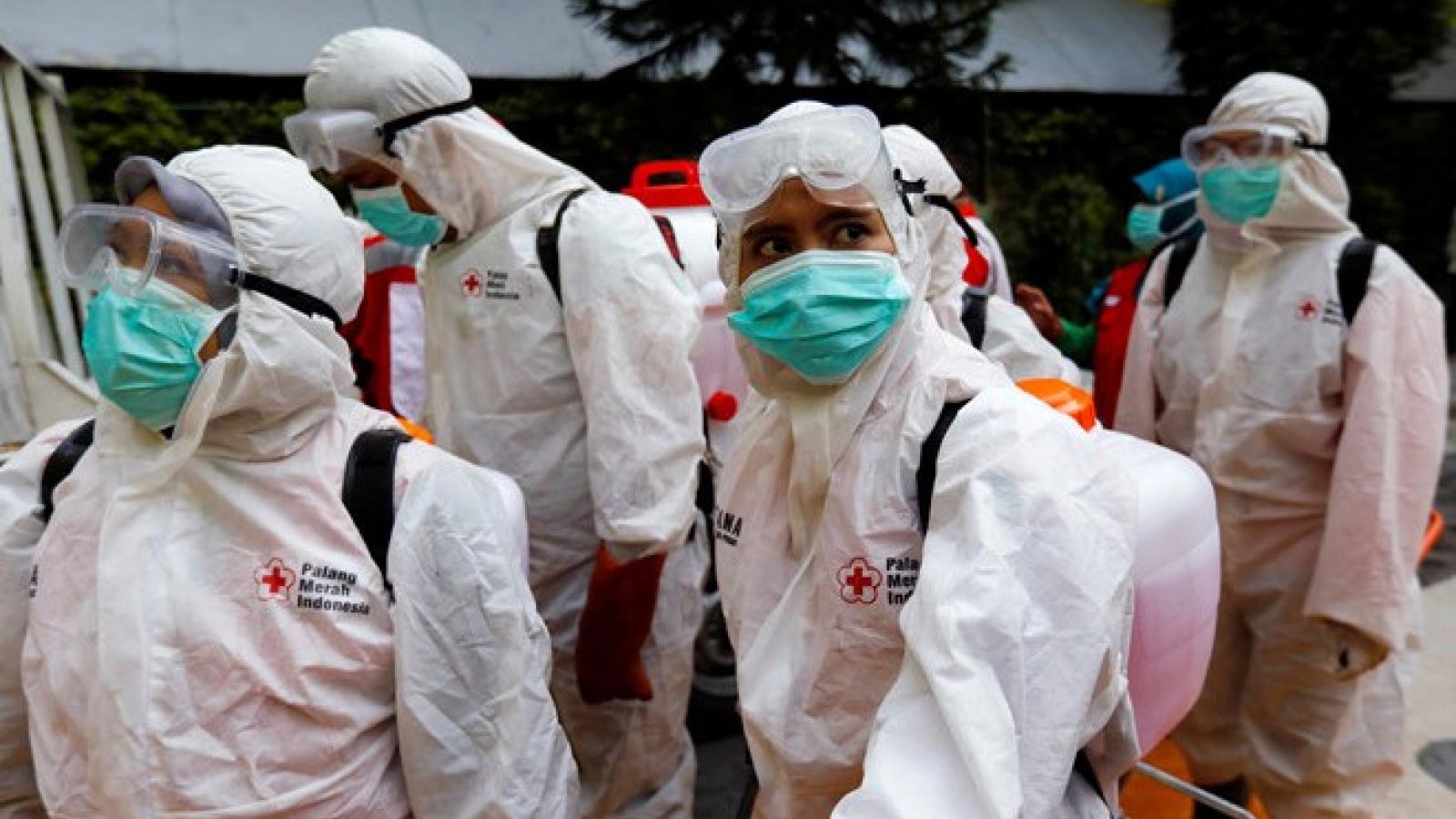 Indonesia hy vọng đẩy lùi dịch Covid-19 vào tháng 7