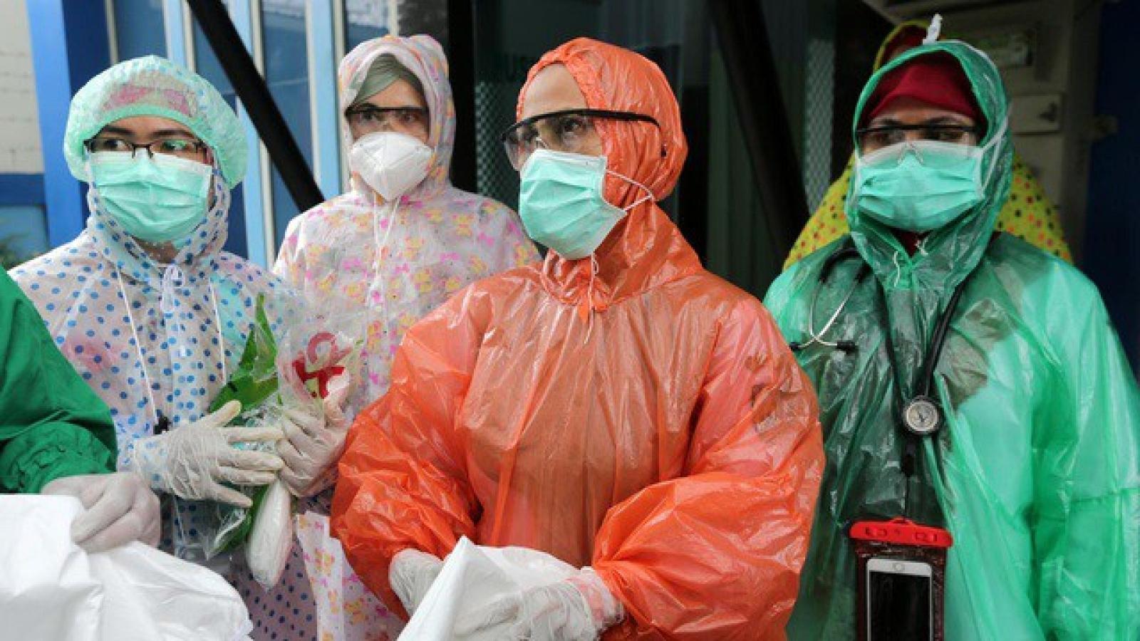 Indonesia tham gia tìm kiếm vaccine phòng ngừa Covid-19