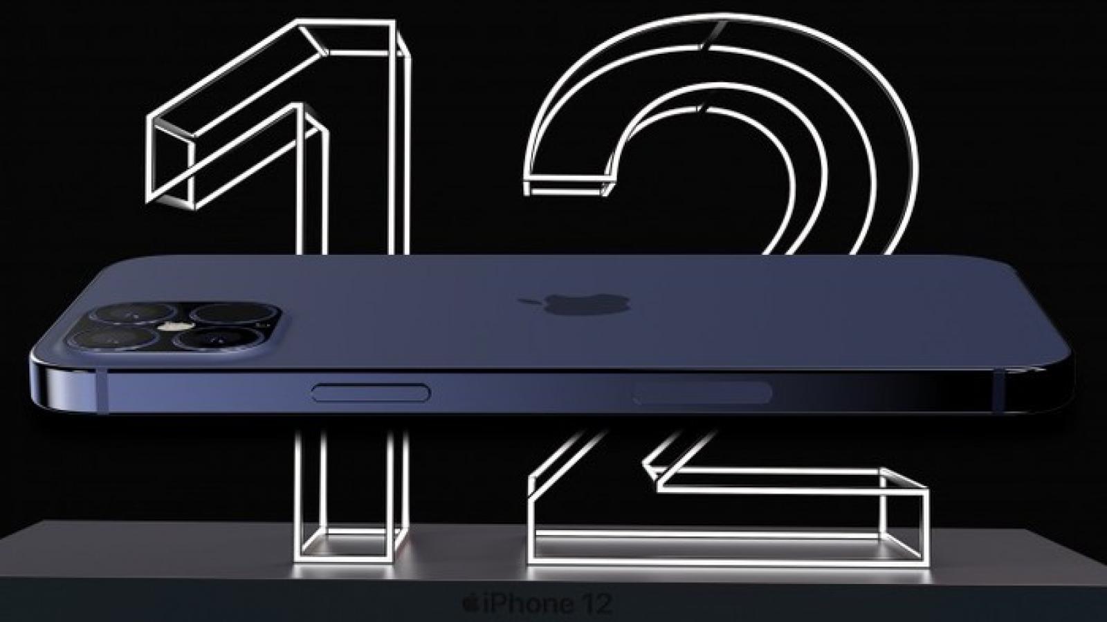 Cận cảnh chiếc iPhone 12 không có cổng kết nối của Apple