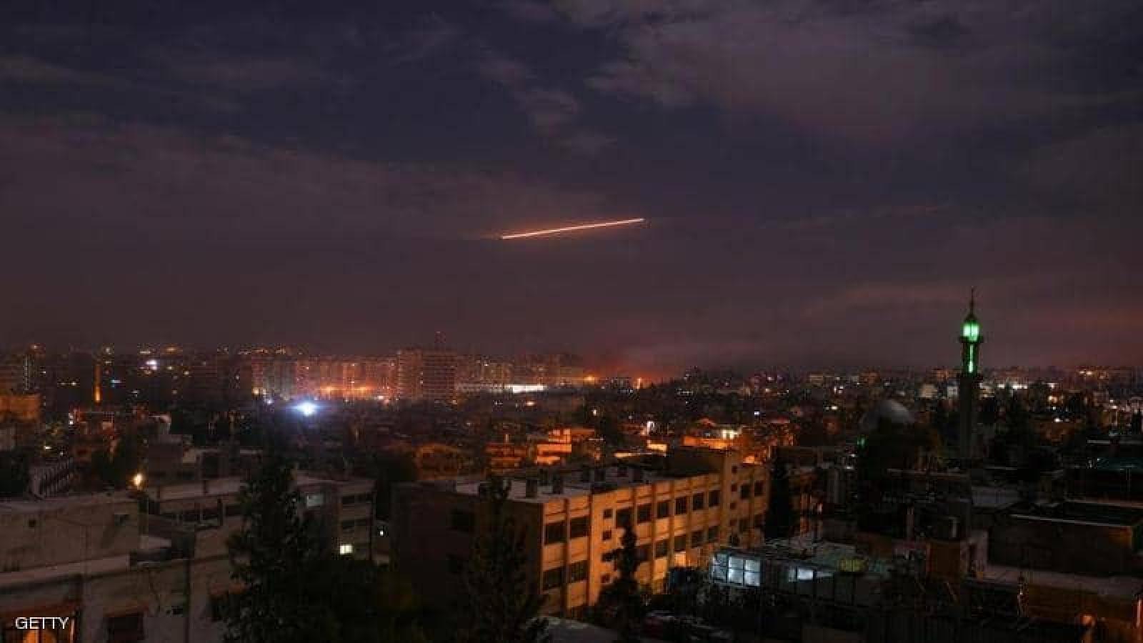 Israel tấn công vùng nông thôn thủ đô Damascus ở Syria