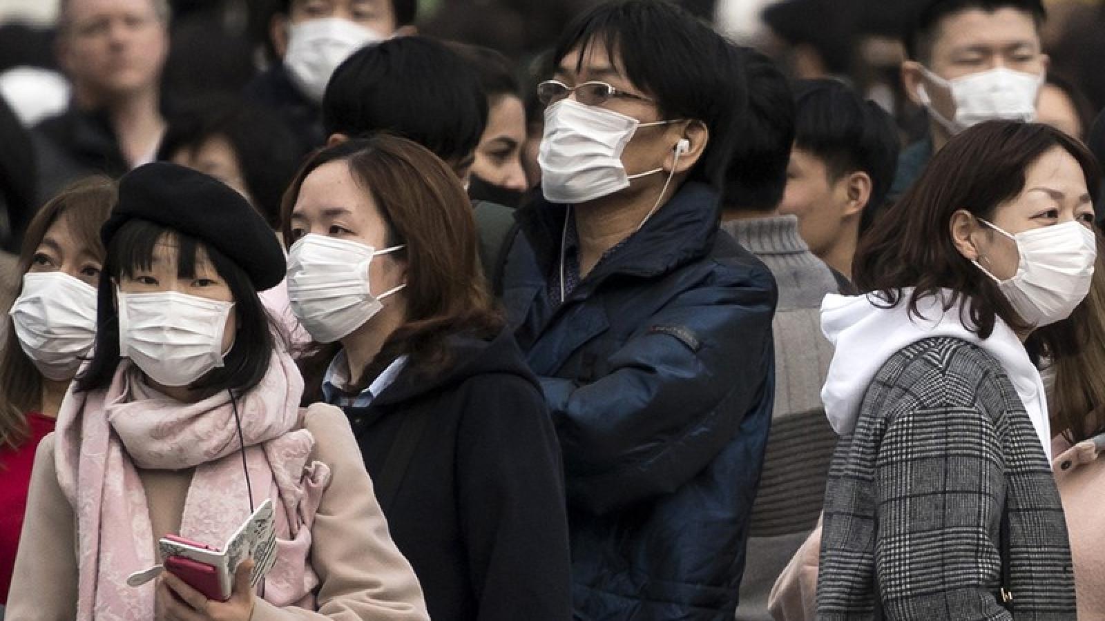 Nhật Bản thu hồi khẩu trang kém chất lượng đã phát cho sản phụ