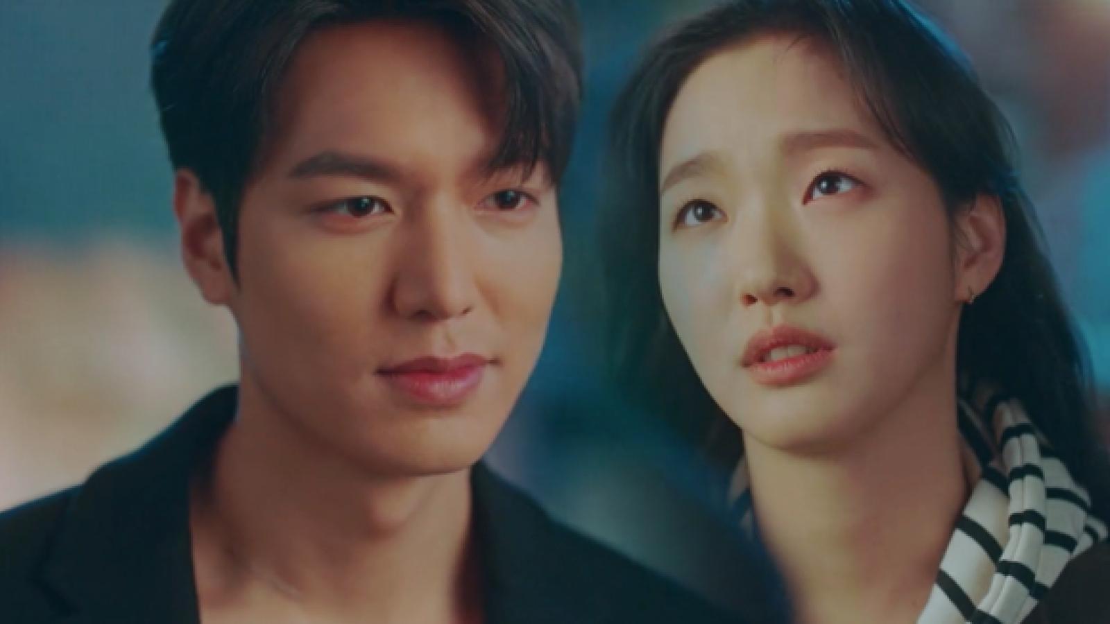 """Lee Min Ho bị chê diễn nhạt, Kim Go Eun chưa thoát bóng """"Goblin""""?"""