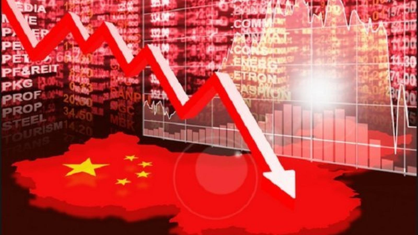 IMF dự báo kinh tế Trung Quốc tăng trưởng 1,2% trong năm 2020