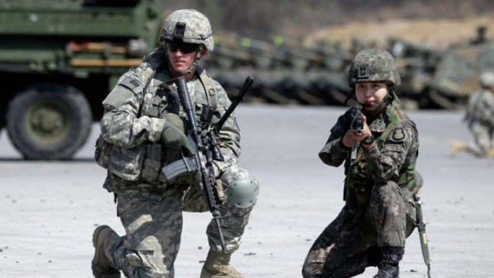 Tổng thống Mỹ: Hàn Quốc đã đồng ý trả nhiều hơn cho chi phí quốc phòng
