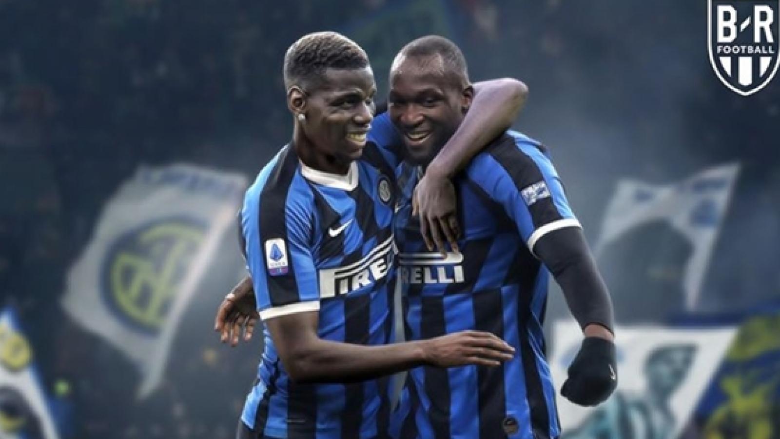 Biếm họa 24h: Romelu Lukaku chờ ngày tái ngộ Paul Pogba ở Inter Milan