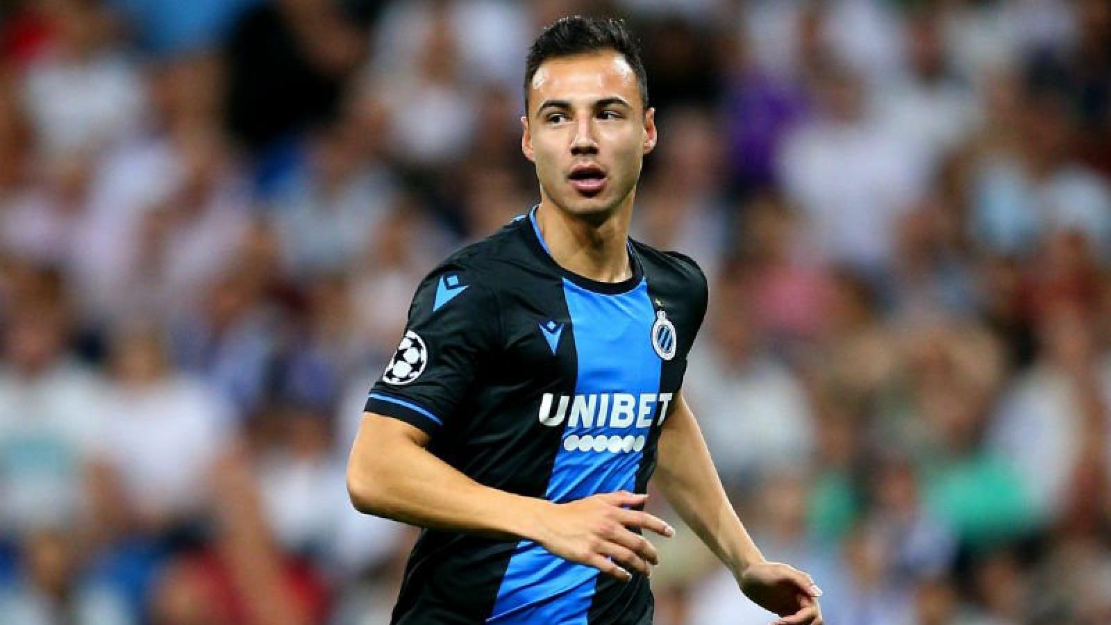 Malaysia nhập tịch cầu thủ từng thi đấu ở Champions League