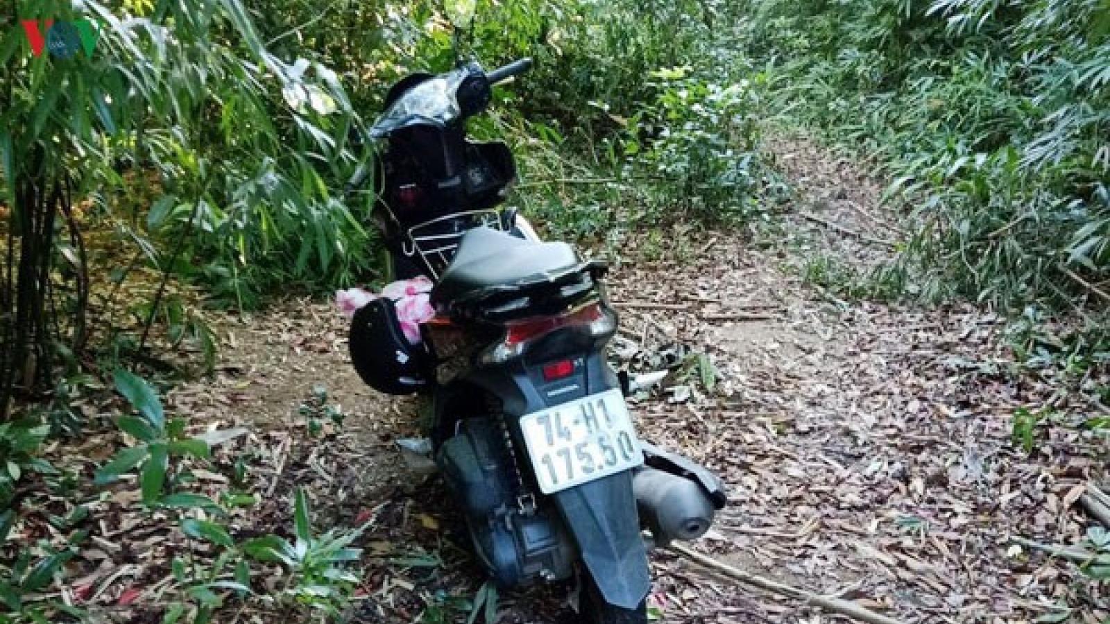 2 chị em gái mất tích khi vào rừng hái măng