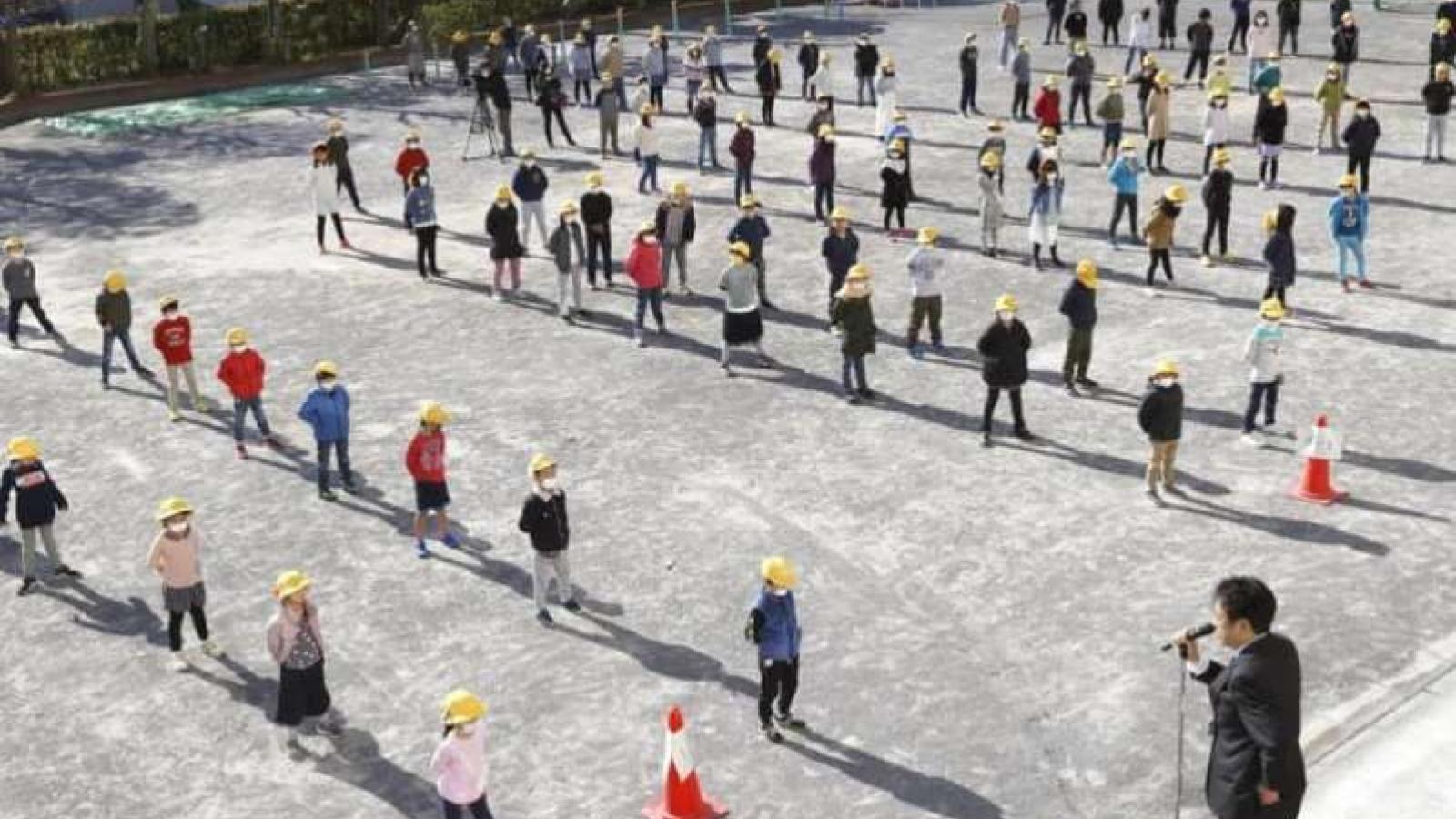 Nhật Bản thảo luận về việc mở cửa lại các trường học vào tháng 9/2020