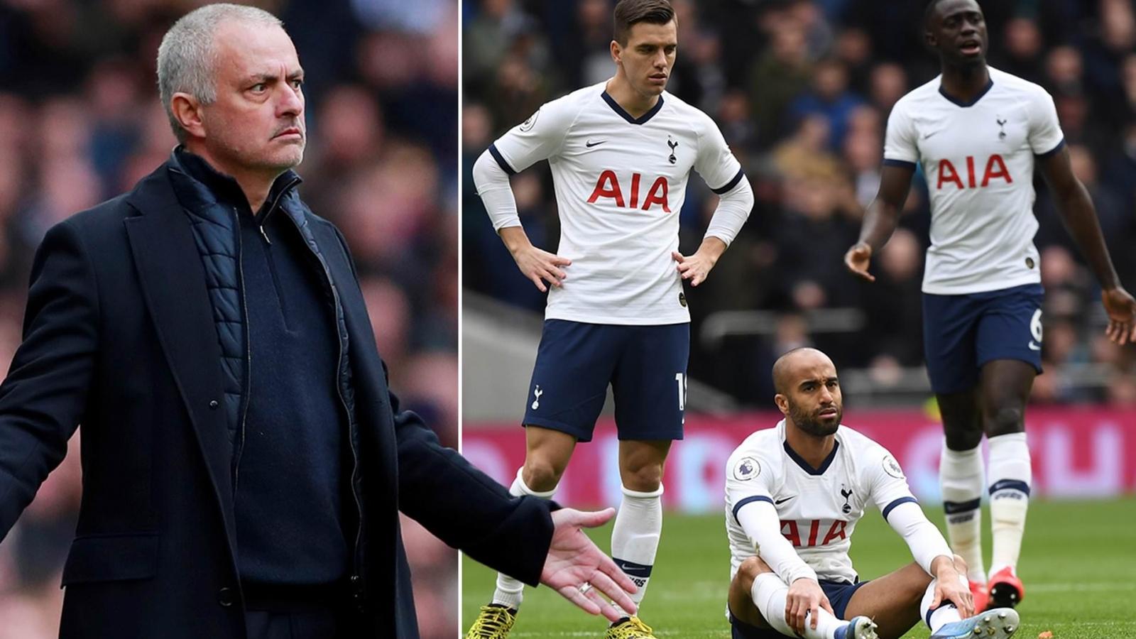 5 bài toán chờ lời giải từ Mourinho để vực dậy Tottenham