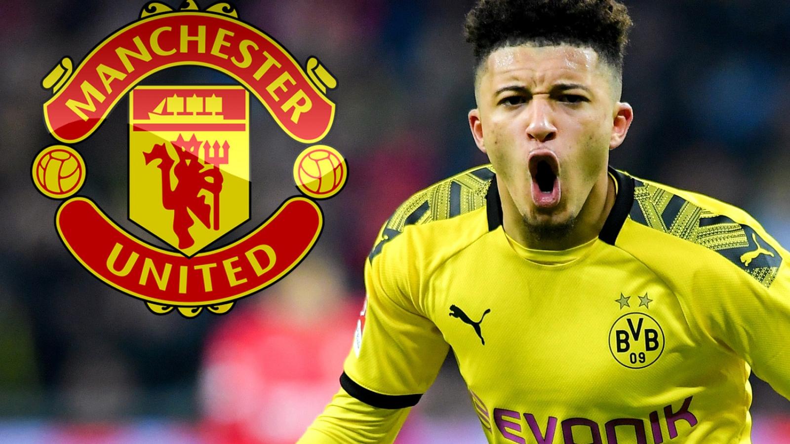 """Dortmund """"chốt giá"""" bán Jadon Sancho cho MU"""