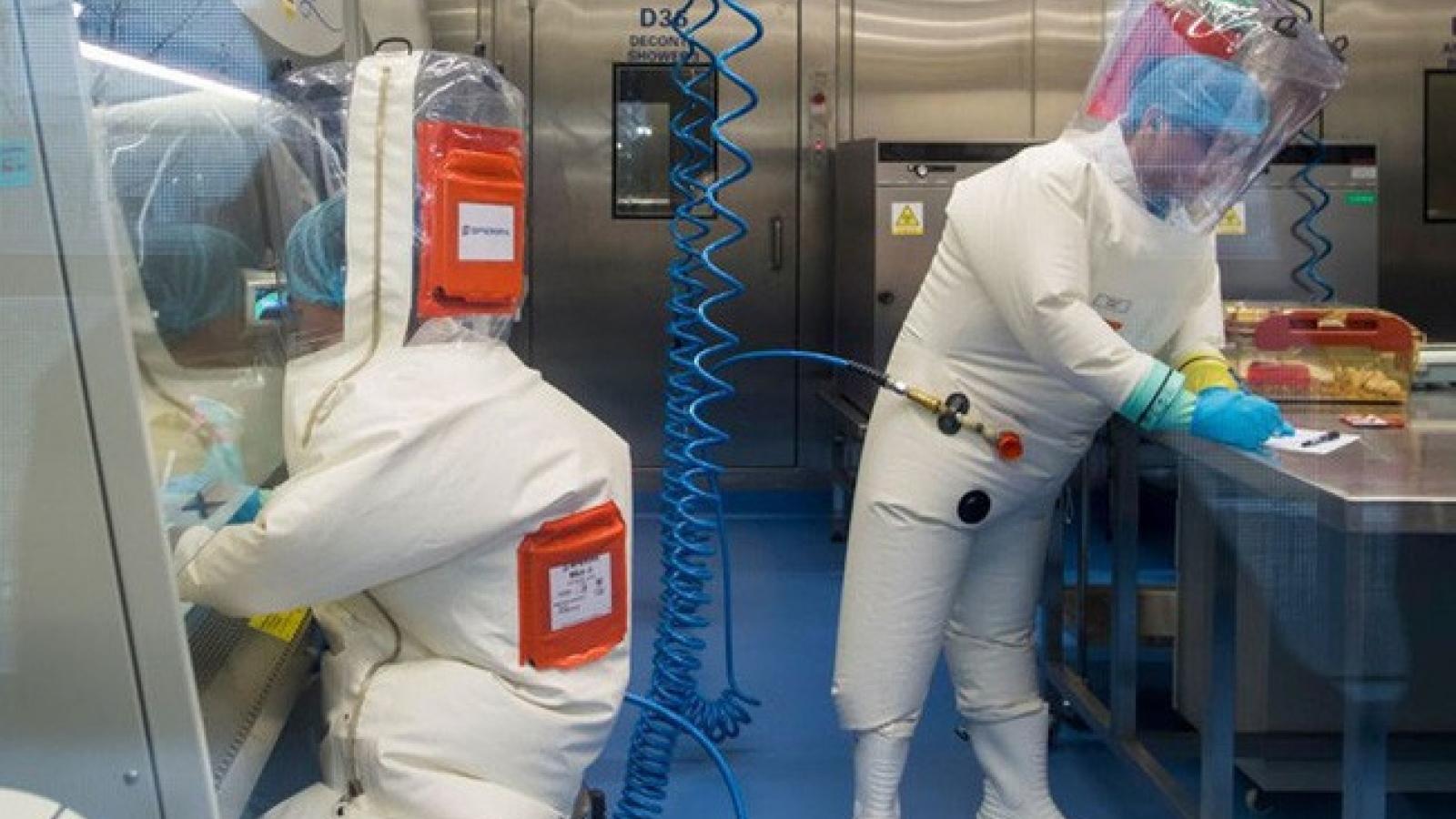 Mỹ yêu cầu Trung Quốc cho tiếp cận phòng thí nghiệm virus ở Vũ Hán