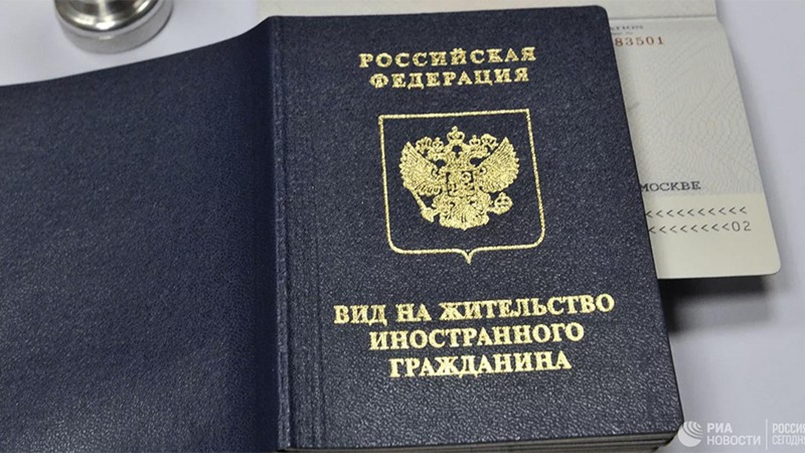 Người nước ngoài sẽ không bị trục xuất khỏi Nga cho đến ngày 15/6