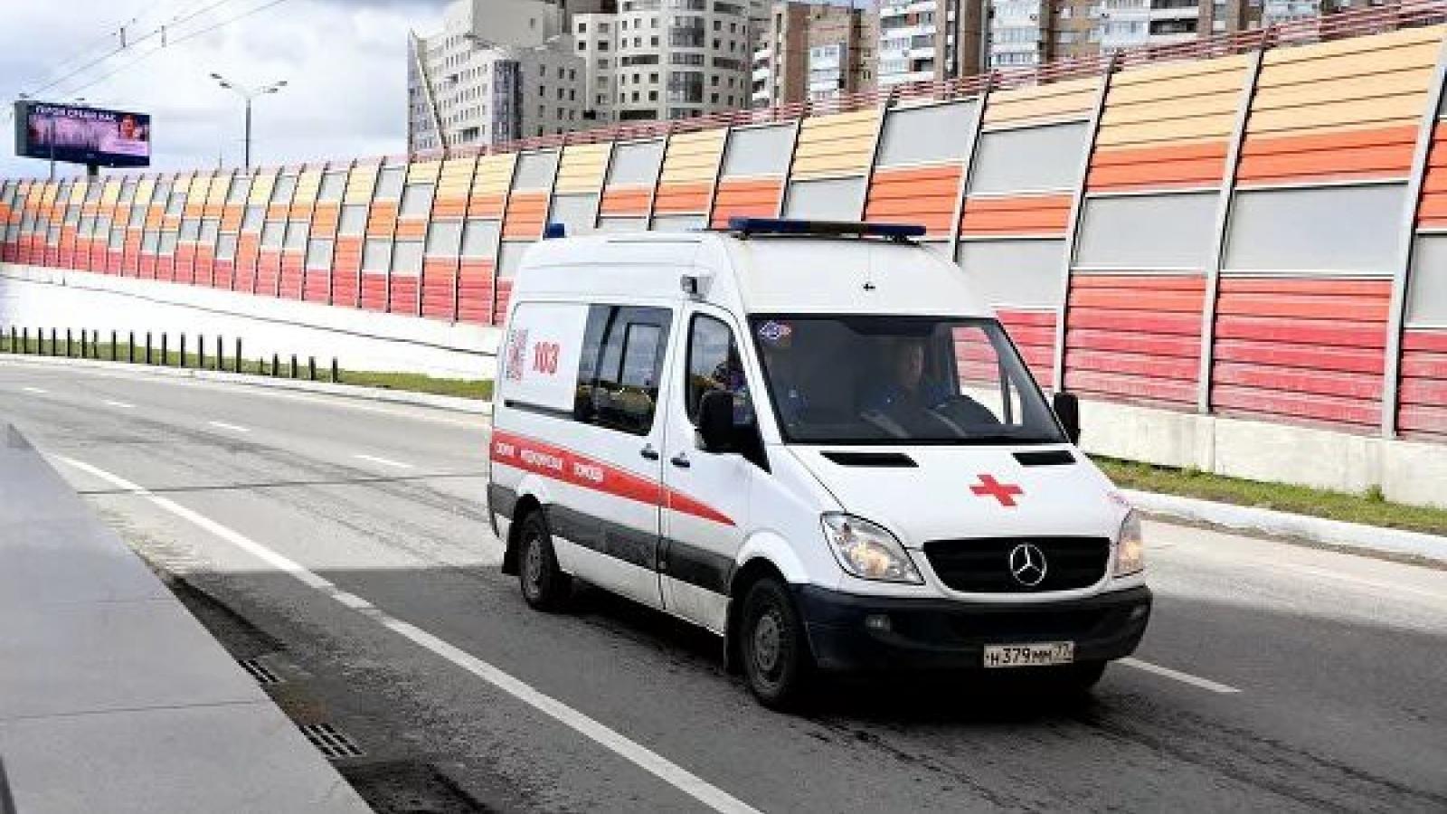Nga chính thức vượt Trung Quốc về số ca mắc Covid-19