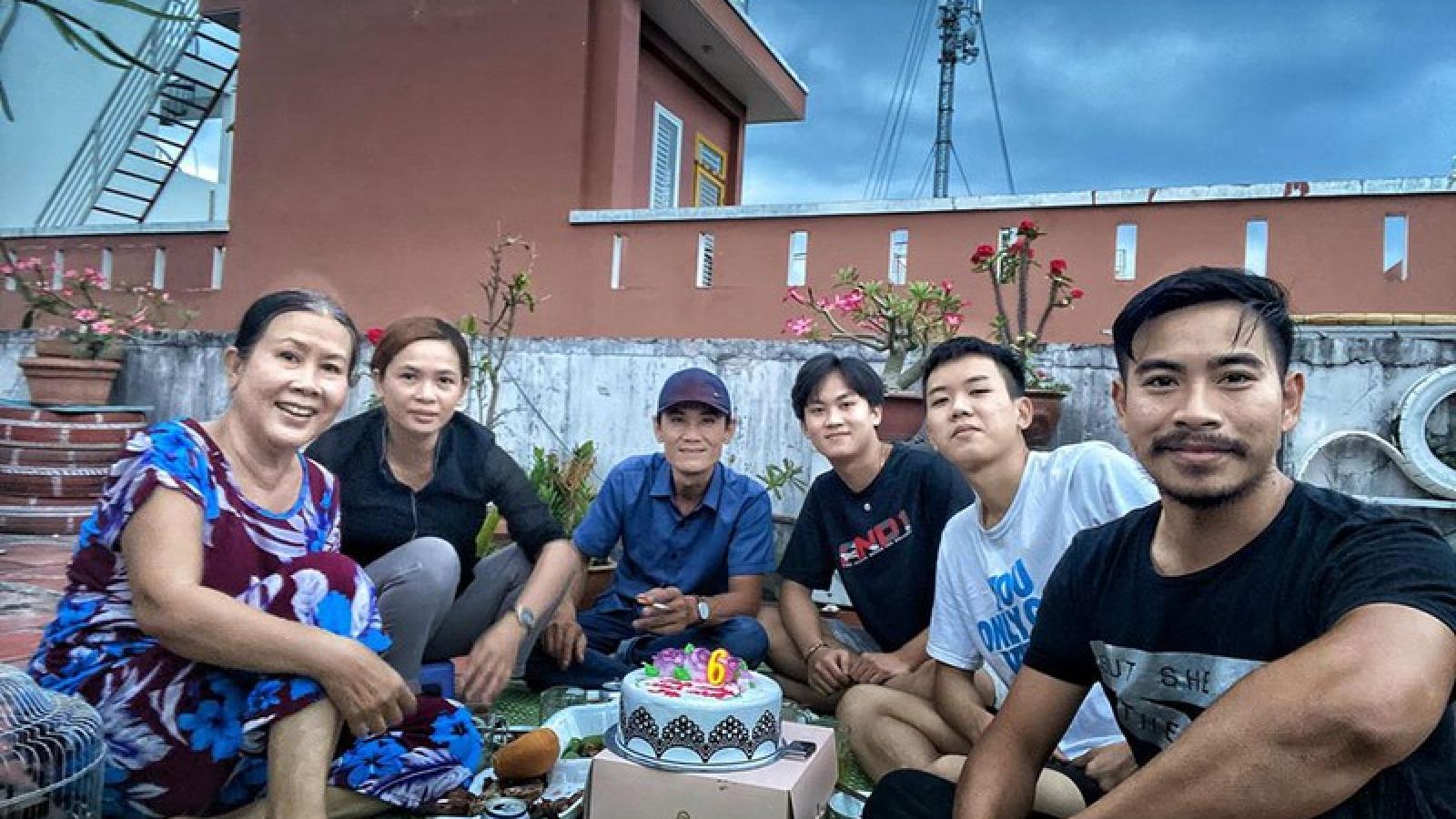 Thanh Bình về quê tổ chức sinh nhật mẹ vợ sau ly hôn Ngọc Lan