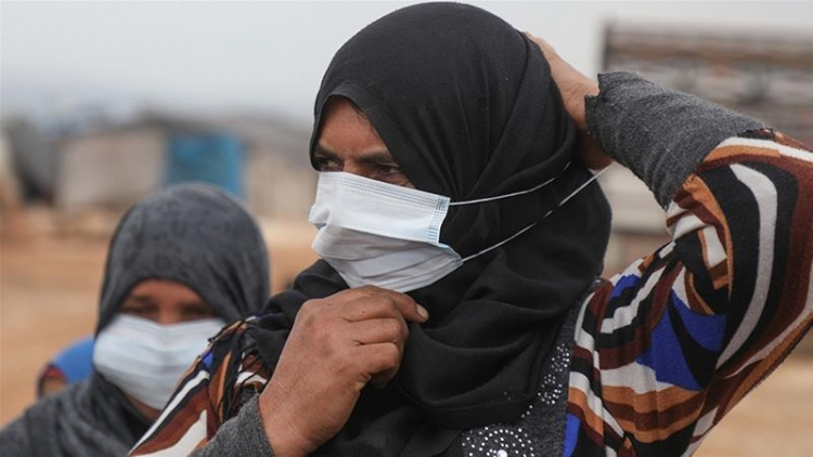 """Người Kurd ở Syria lập bệnh viện """"chuyên"""" điều trị Covid-19"""