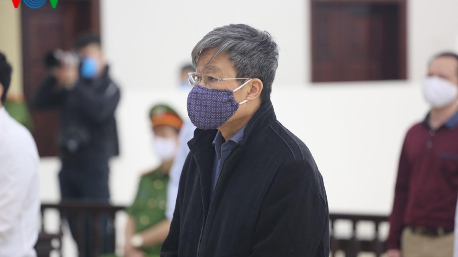 """Ông Nguyễn Bắc Son: """"Bị cáo có viết tâm thư về cho gia đình để khắc phục hậu quả"""""""