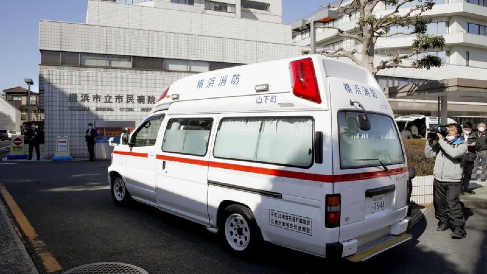 Nhật Bản: Hàng trăm bác sĩ mắc Covid-19, hệ thống y tế sụp đổ?