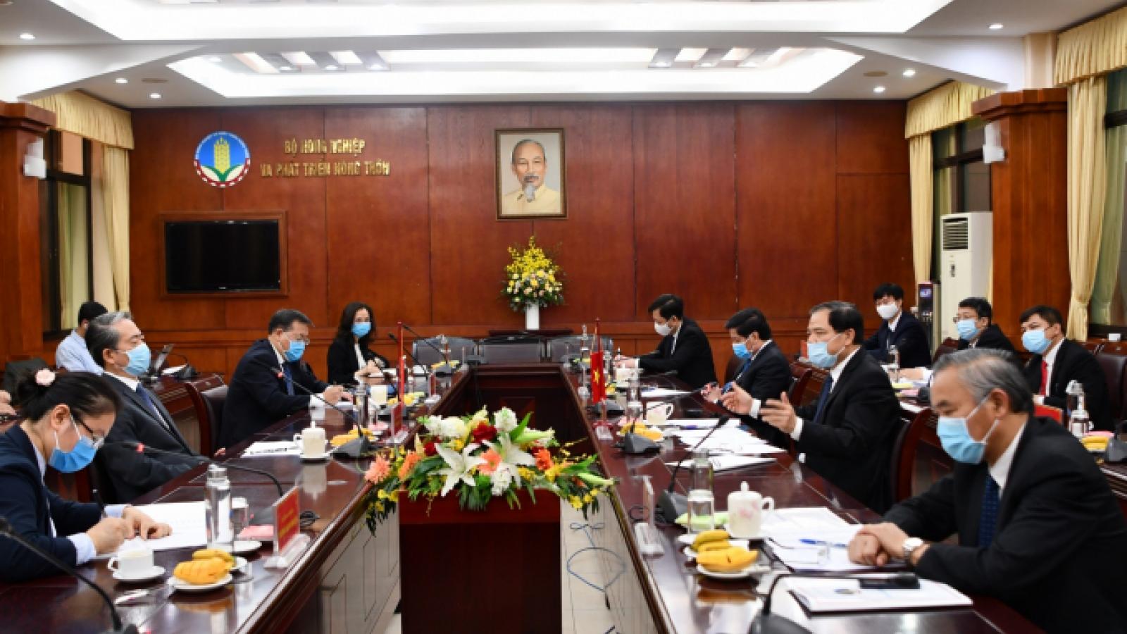 Sẽ nhanh chóng giải quyết thông quan hàng hóa tại các cửa khẩu Việt – Trung