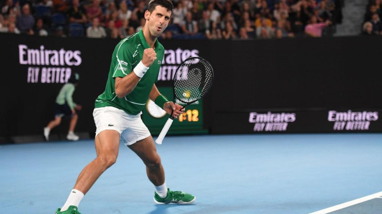Djokovic phản đối việc tiêm vắc xin chống Covid-19 cho các tay vợt