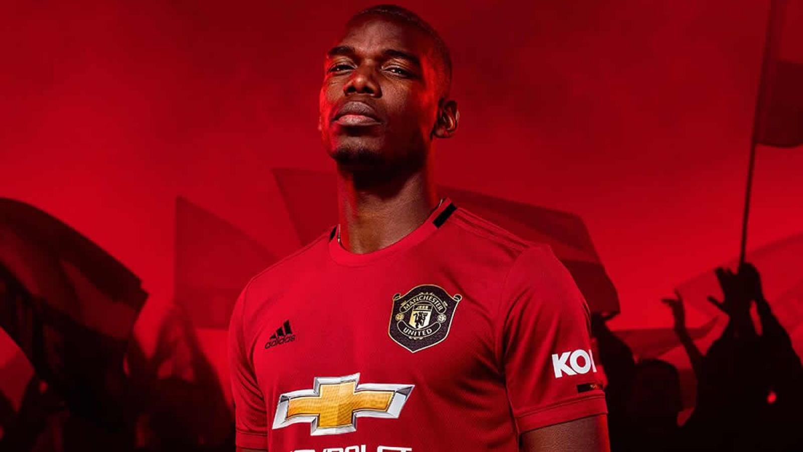 Paul Pogba và khát vọng trở lại đội hình MU