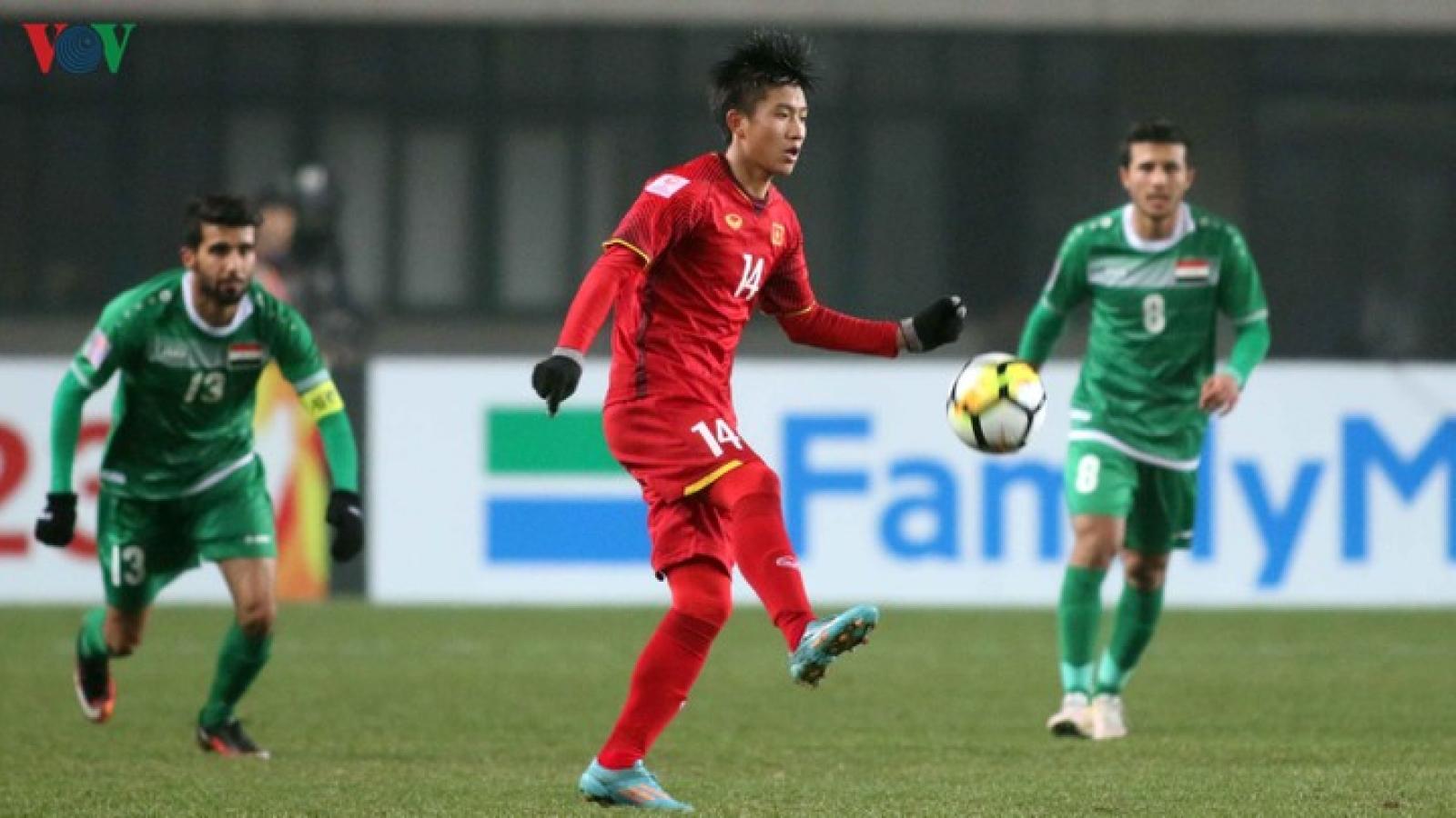 Clip: Bàn thắng đưa Phan Văn Đức bước ra ánh sáng dưới thời HLV Park Hang Seo
