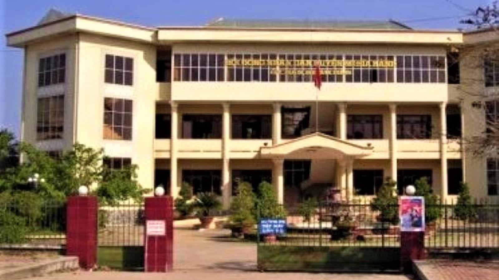 4 cán bộ cấp huyện sai phạm trong đầu tư công tại Quảng Ngãi