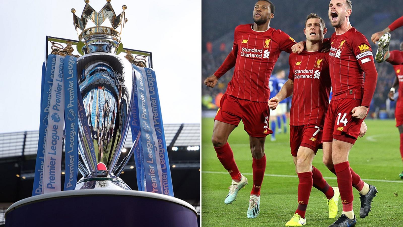 Premier League lên kế hoạch trở lại thi đấu vào đầu tháng 6