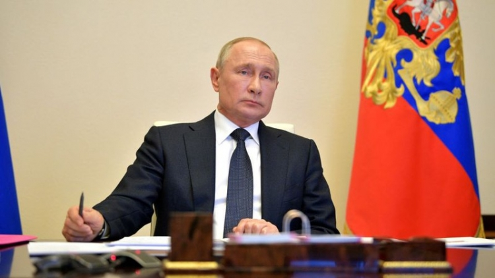 Tổng thống Putin quyết định kéo dài giãn cách xã hội ở Nga đến 11/5