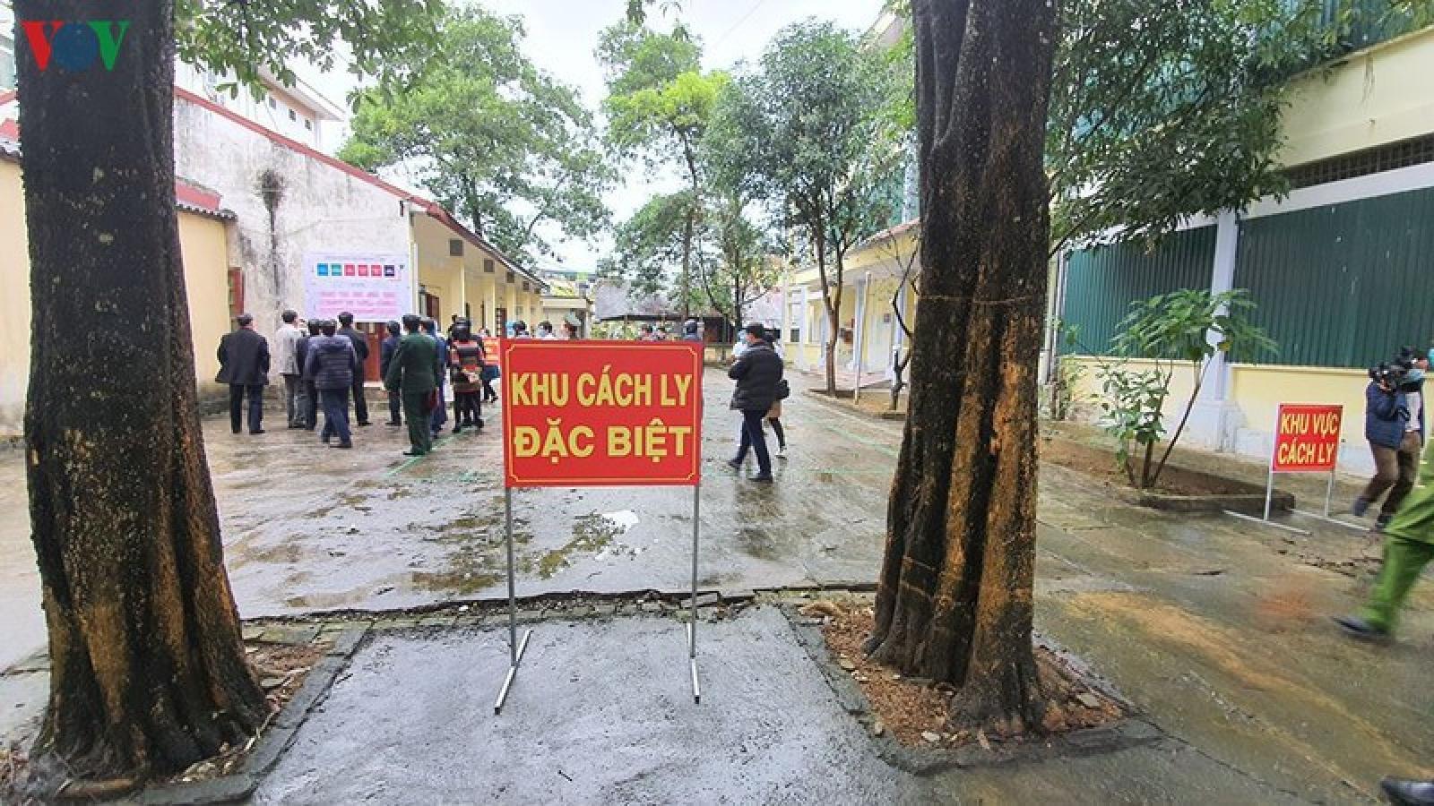 20 nhân viên y tế Hà Giang tiếp xúc trực tiếp (F1) với BN 268