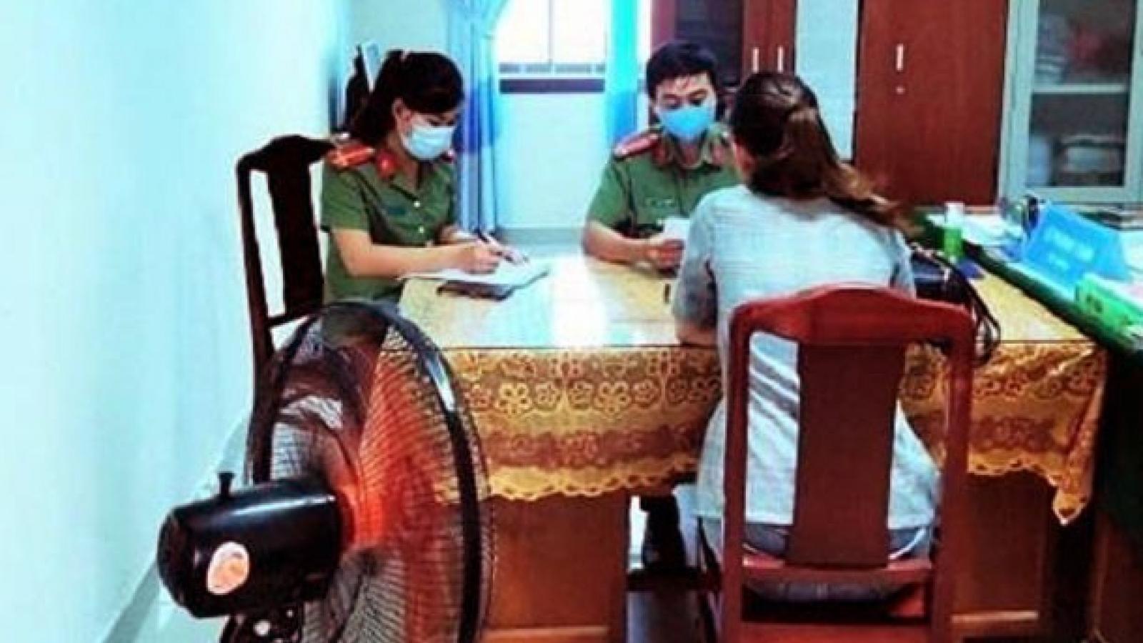 Quảng Nam phạt hơn 385 triệu đồng vi phạm phòng, chống Covid-19
